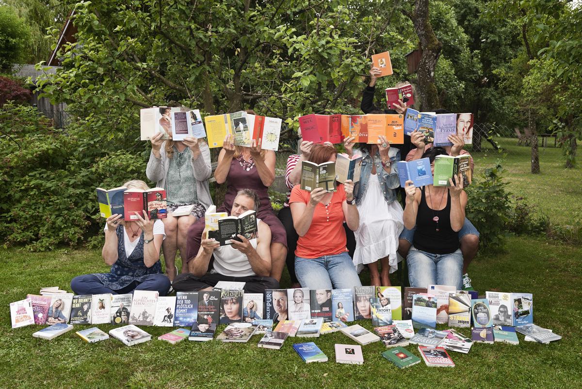 Leser und Leserinnen der Bücher der Autorin Shirley Michaela Seul