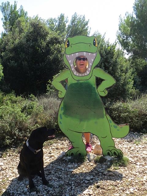 Wirf dein Frauchen an die Wand, denkt Miss Lomax auf dem Hundeblog von Shirley Michaela Seul: www.flipper-privat.de