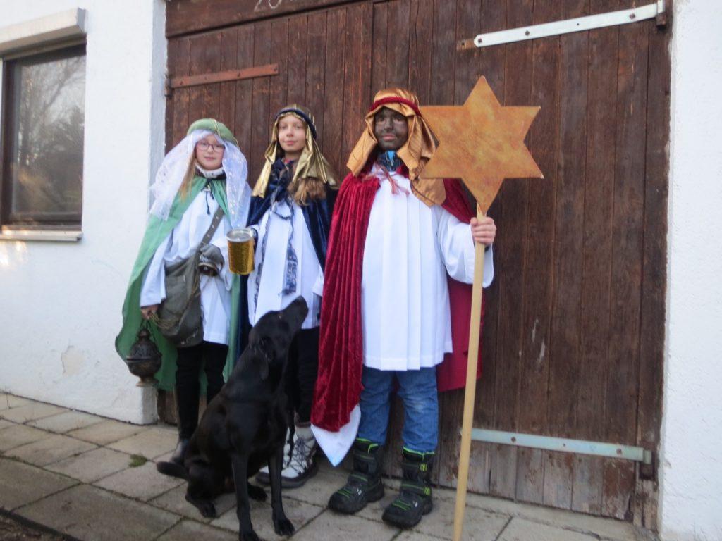 Heilige drei Könige auf https://shirley-michaela-seul.de